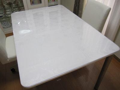 ... こたつテーブル 正方形 70cm幅 白 ホワイト リバーシブル天板 薄型石英管ヒーター ...