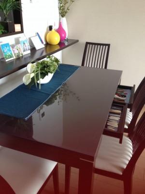 ダイニングテーブルマット