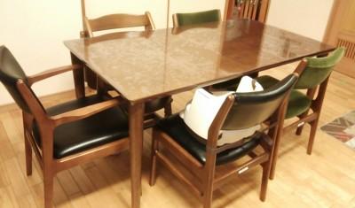 傷防止テーブルマット