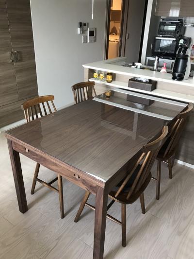 よそ様のお宅のおしゃれなダイニングテーブルの写真8選 テーブル