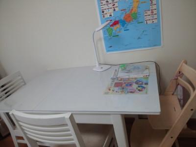 リビングテーブルマット