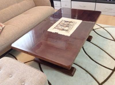 リビングテーブル2