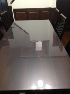 透明テーブルシート