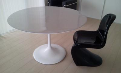 サーリネンのチューリップテーブル