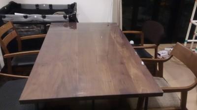 テーブルを守るために