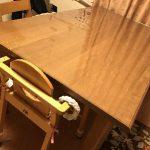 ファニチャードームにテーブルマット