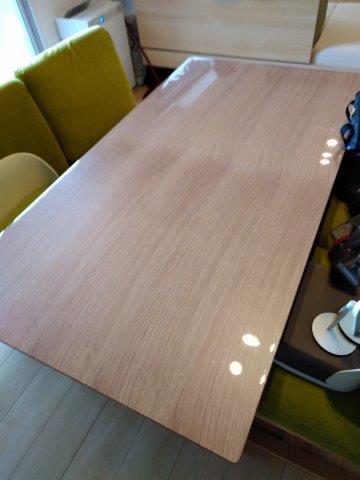 無印良品 リビングでもダイニングでもつかえるテーブル