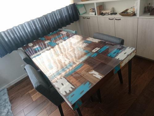 ダイニングテーブルの参考