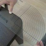 丸角R測定イメージ
