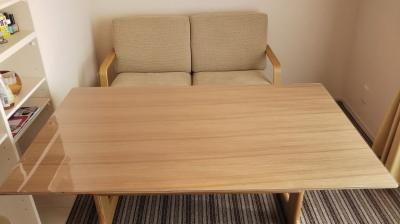 130×80cmのテーブルマット